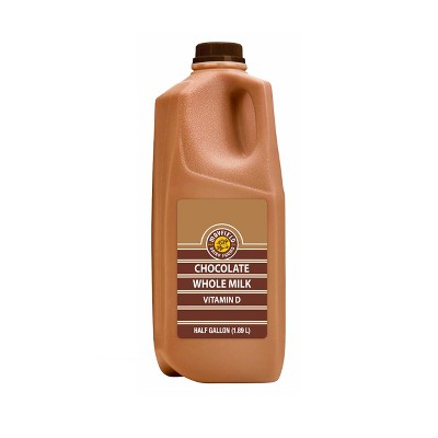 Mayfield Whole Chocolate Milk - 0.5gal