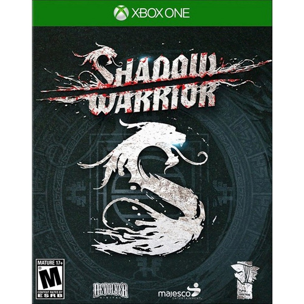 Shadow Warrior Pre-Owned Xbox One
