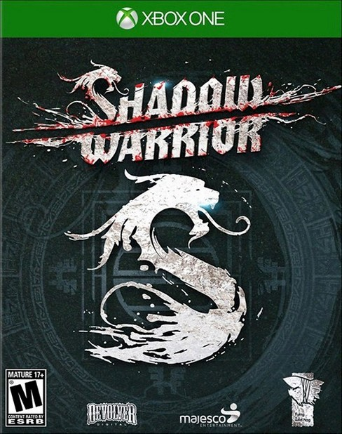 Shadow Warrior PRE-OWNED Xbox One - image 1 of 1