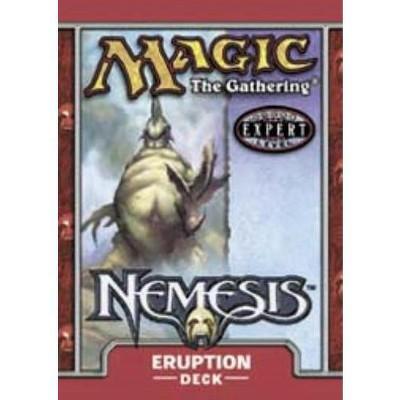 Nemesis - Eruption Collectible Card Game (Box)