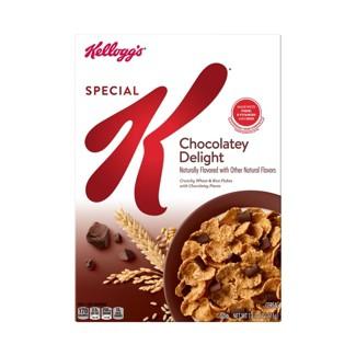 Special K Chocolatey Delight Breakfast Cereal - 13.1oz - Kelloggs