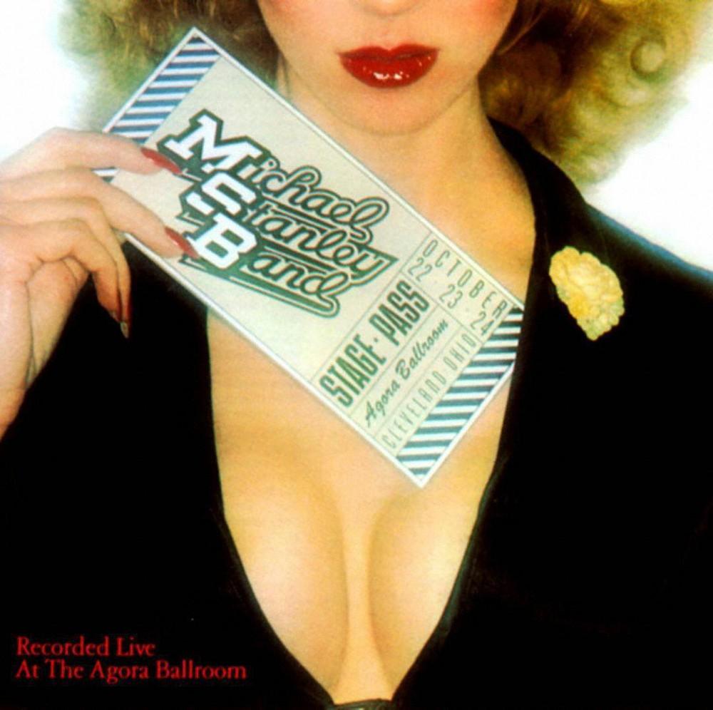 Michael ban stanley - Stagepass (CD)