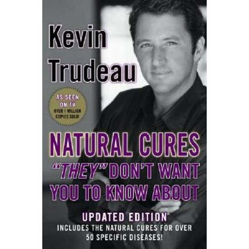 """Natural Cures """"They"""" Don't Want You to Know about - by  Kevin Trudeau (Hardcover) - image 1 of 1"""