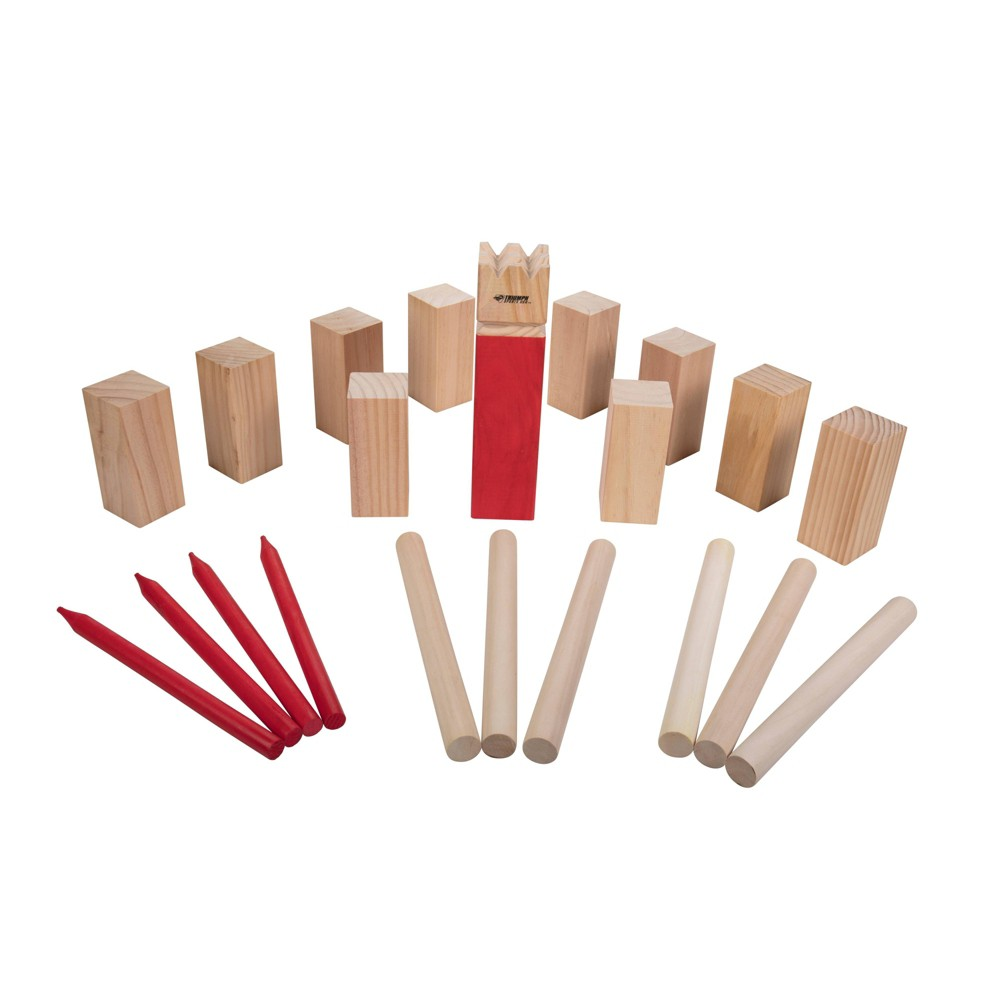 Image of Triumph Kubb, giant games