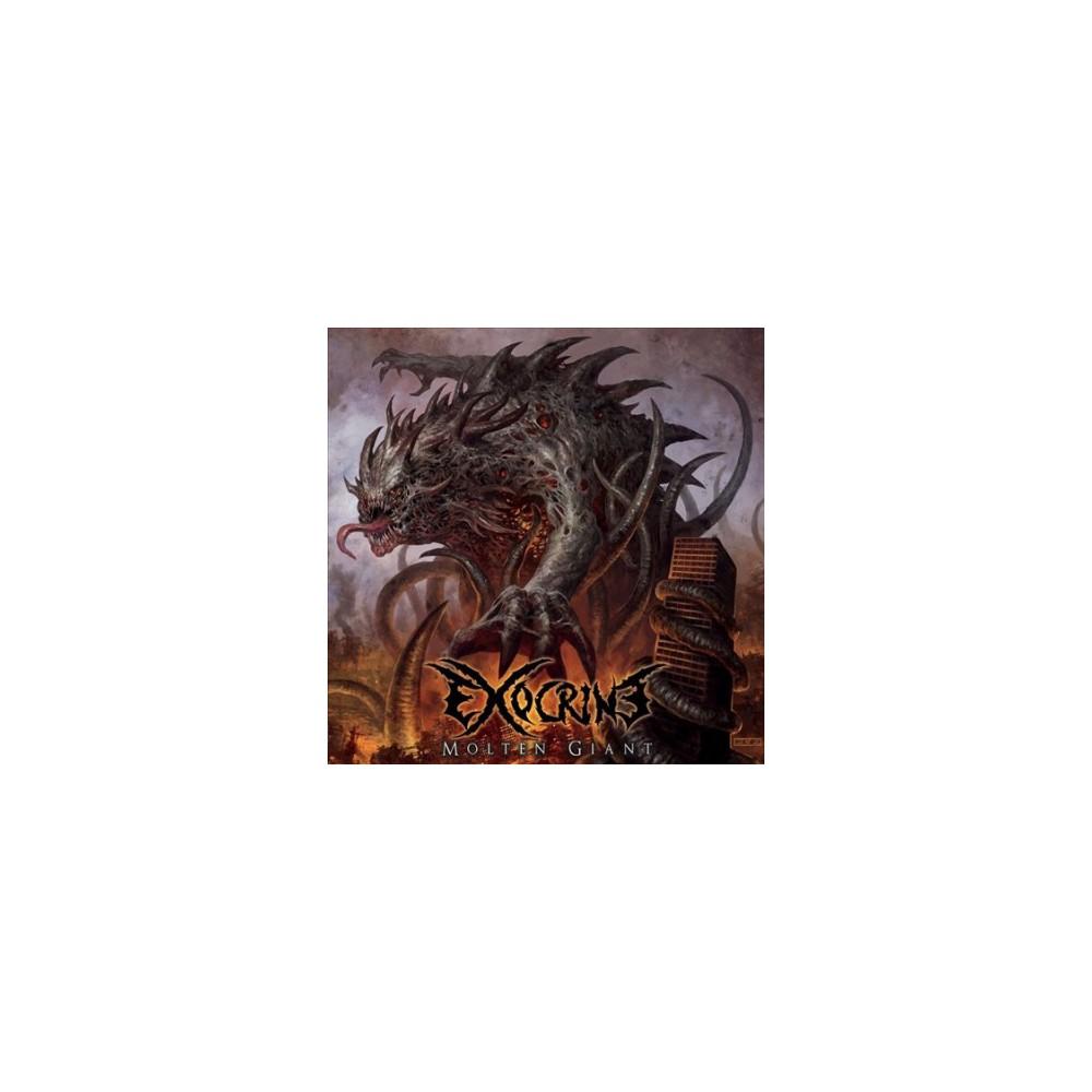 Exocrine - Molten Giant (CD)