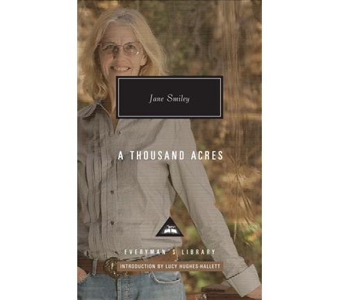 Thousand Acres -  (Everyman's Library (Cloth)) by Jane Smiley (Hardcover) - image 1 of 1