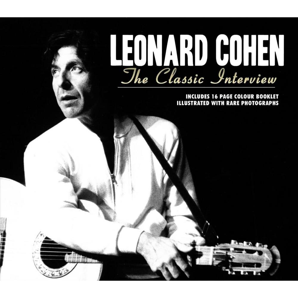 Leonard cohen - Leonard cohen:Classic interviews (CD)