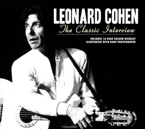 Leonard cohen - Leonard cohen:Classic interviews (CD) - image 1 of 1