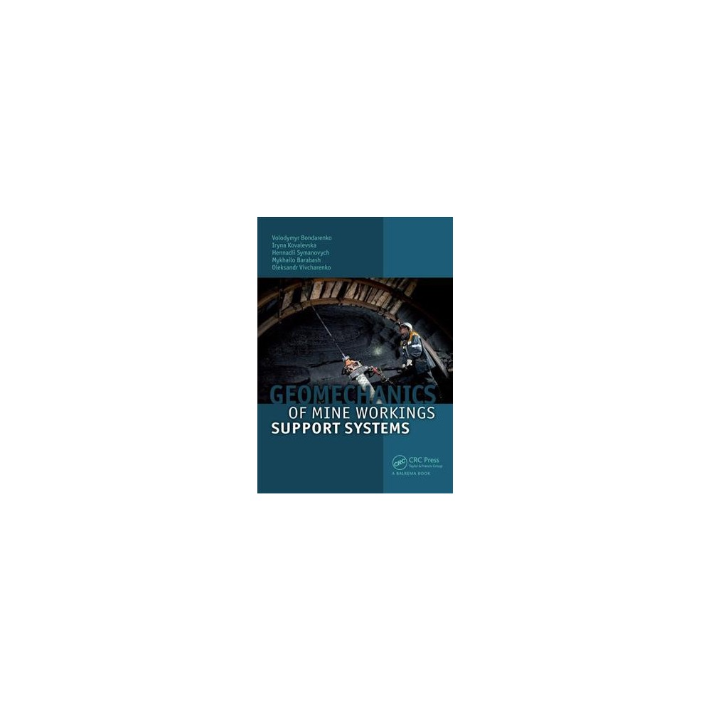 Geomechanics of Mine Workings Support Systems : Monograph - (Hardcover)