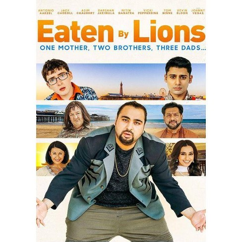 Eaten by Lions (DVD) - image 1 of 1