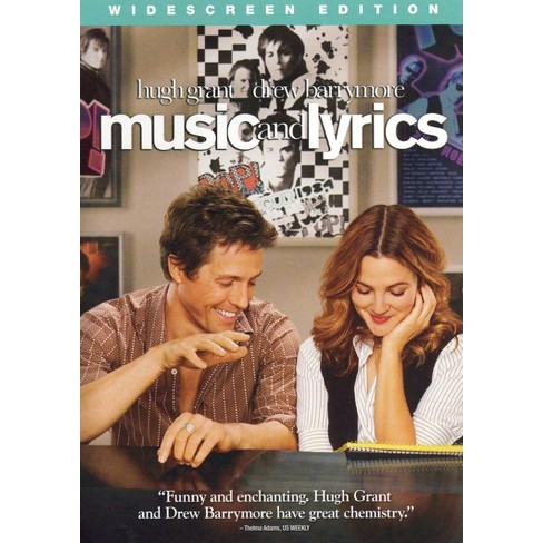 Music and Lyrics (WS) (dvd_video) - image 1 of 1