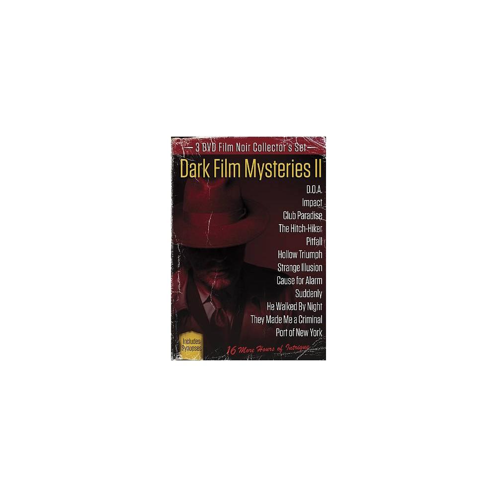 Dark Film Mysteries Ii (Dvd)