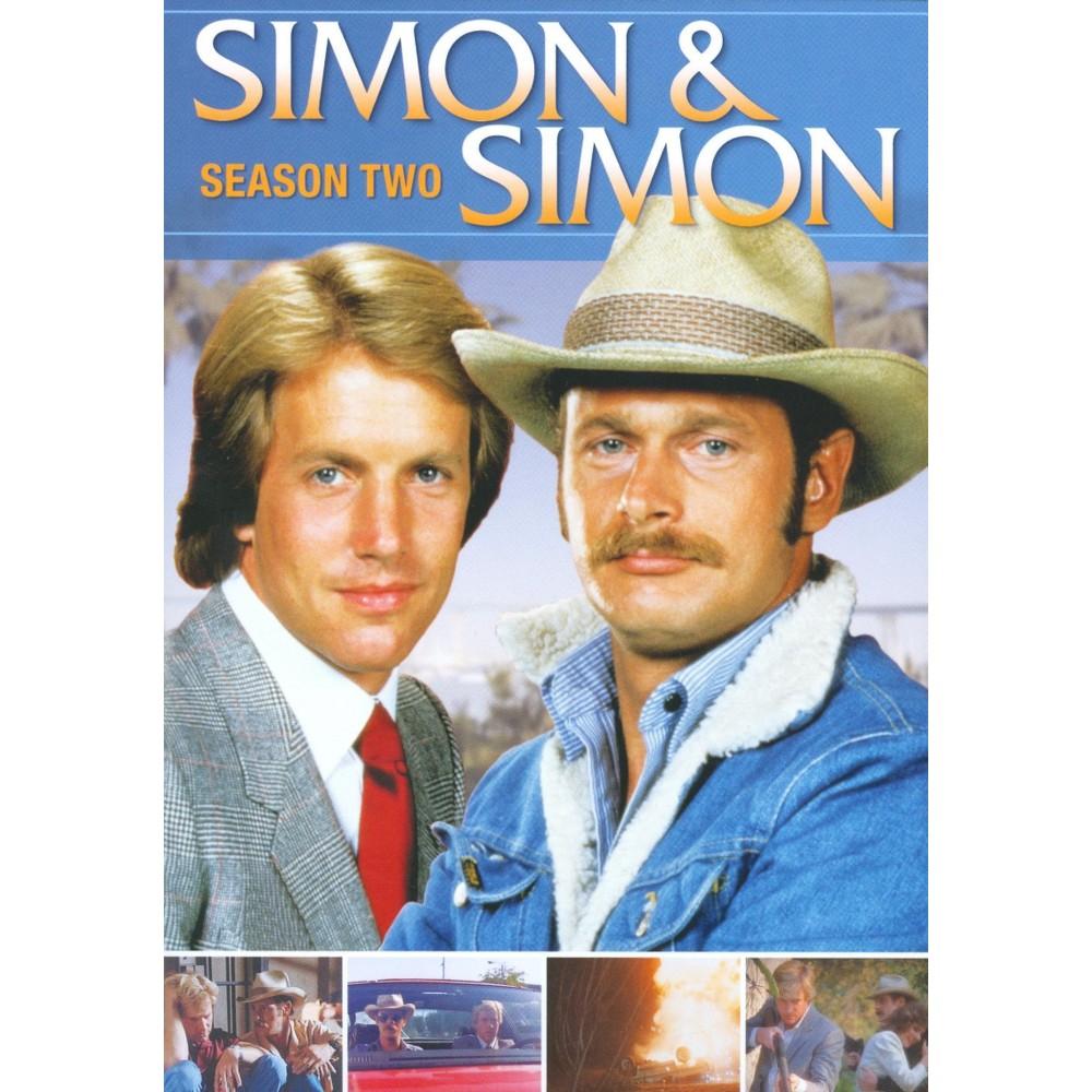 Simon & Simon:Season Two (Dvd)