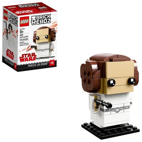 Lego Brickheadz Star Wars Princess Leia Organa 41628 Target
