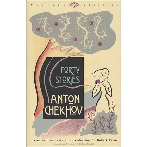 Forty Stories - (Vintage Classics) by  Anton Chekhov (Paperback) - image 1 of 1