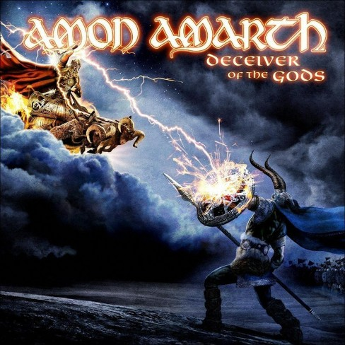 Amon amarth - Deceiver of the gods (CD) - image 1 of 1