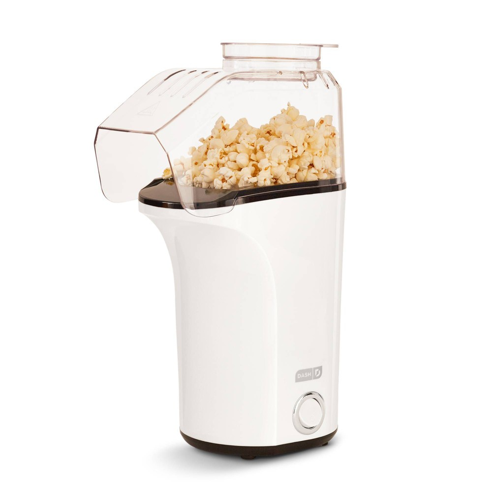 Image of Fresh Pop Electric Popcorn Maker - White