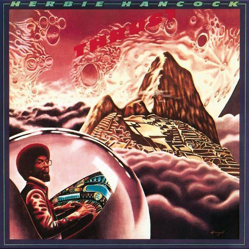 Herbie Hancock - Thrust (CD) - image 1 of 1