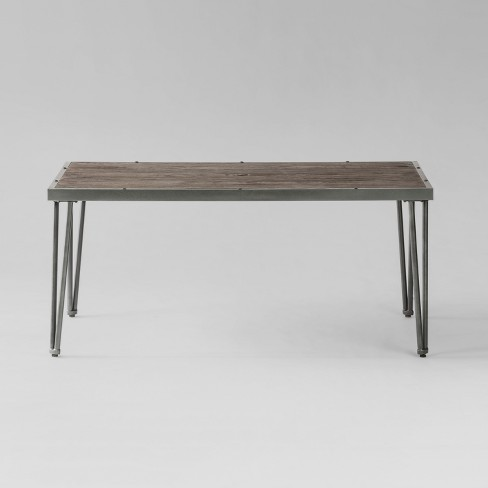 Carmack Patio Dining Table - Threshold™ - image 1 of 6