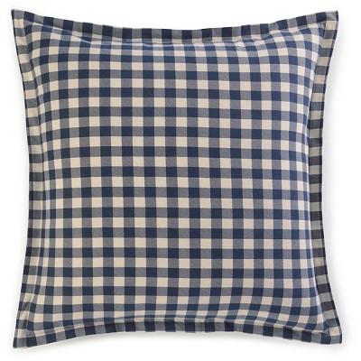 Navy Kingston Euro Pillow Sham Set - Eddie Bauer®