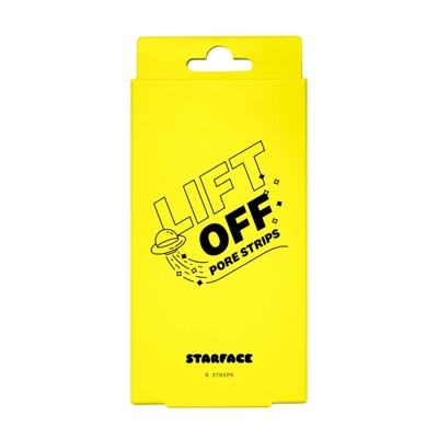 Starface Lift Off Pore Strips - 8ct