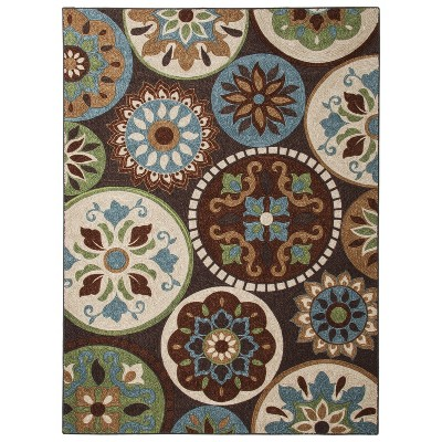Maples Rugs Medallion Area Rug