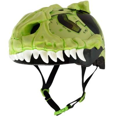 Raskullz T-Bone Child Helmet - Green