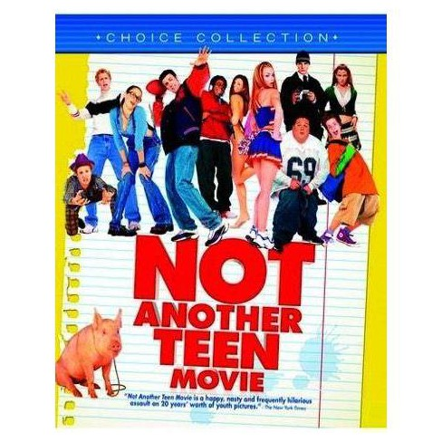 Not Another Teen Movie (Blu-ray) - image 1 of 1