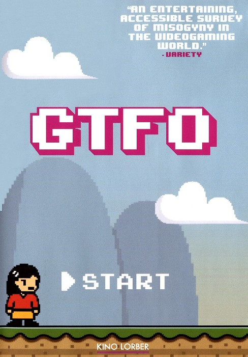 Gtfo (DVD) - image 1 of 1