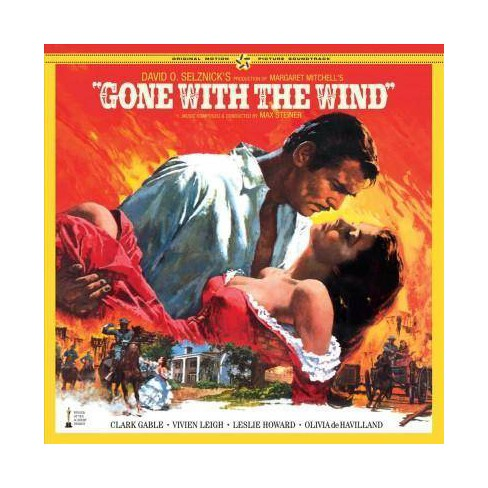 Max Steiner - Gone With the Wind (OST) (Vinyl) - image 1 of 1