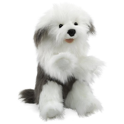 Folkmanis Sheepdog Hand Puppet - image 1 of 1