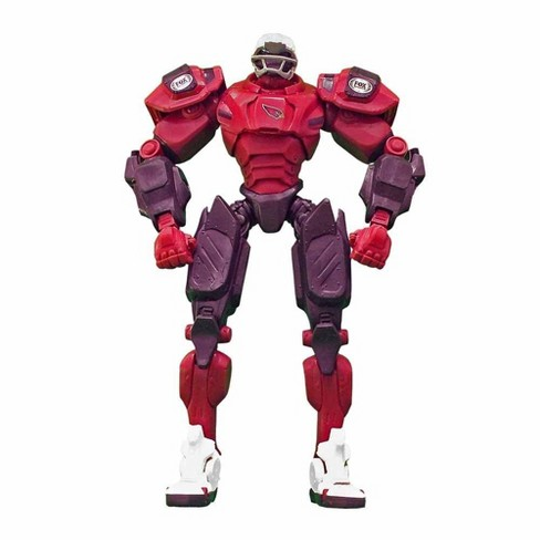 "Foamfanatics NFL Arizona Cardinals 10"" Cleatus Fox Robot Action Figure - image 1 of 1"