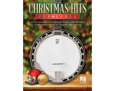 Christmas Hits for Banjo -  (Paperback) - image 1 of 1