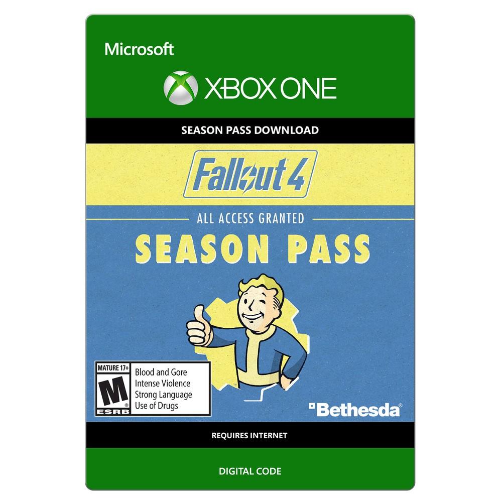Fallout 4: Season Pass - Xbox One (Digital)
