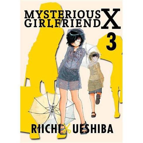Mysterious Girlfriend X, Volume 3 - by  Riichi Ueshiba (Paperback) - image 1 of 1