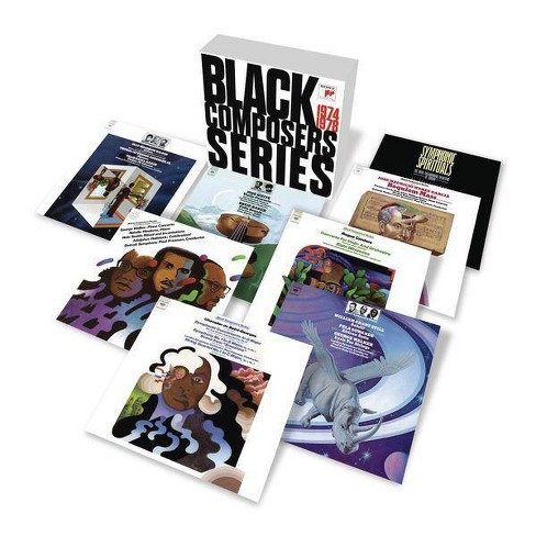 Paul Freeman - Black Composer Series: The Complete Album Collection (CD) - image 1 of 1