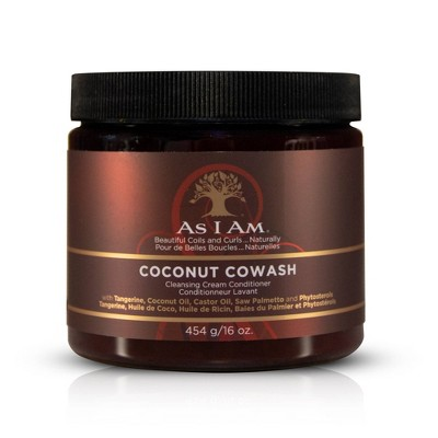 As I Am Coconut Cleansing Conditioner - 16oz