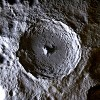 Master Replicas Space Terrains Tycho Crater Aerospace Replica - image 2 of 4