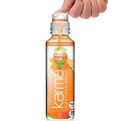 Karma Orange Mango Wellness Water - 18 fl oz