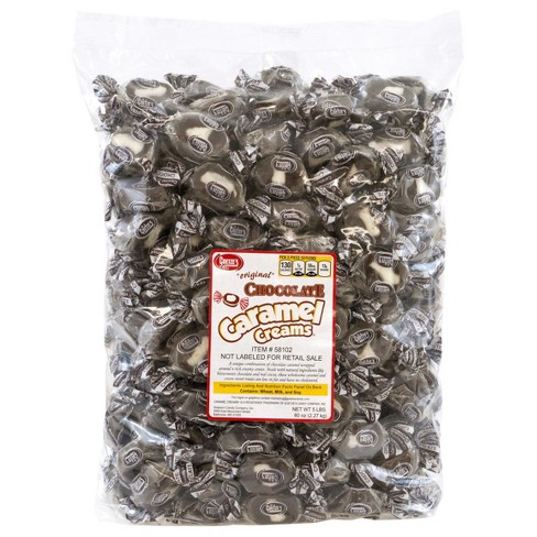 Goetze's Original Chocolate Caramel Creams - 5lbs - image 1 of 1