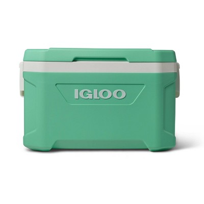 Igloo Latitude 52qt Portable Cooler - Mint