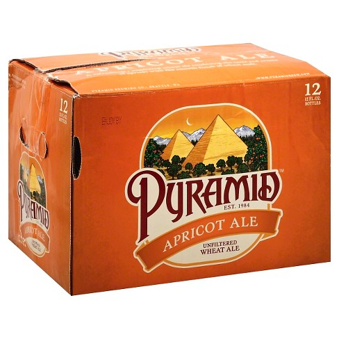 Pyramid® Apricot Ale - 12pk / 12oz Bottles - image 1 of 1