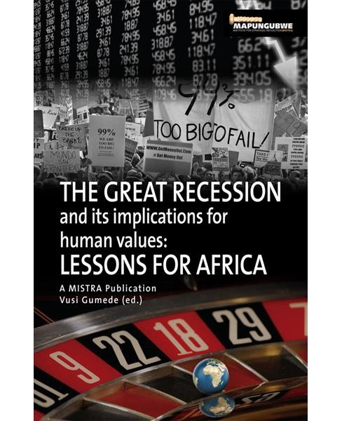 Great Recession and Its Implications for Human Values : Lessons for Africa (Paperback) - image 1 of 1