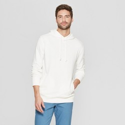 Men's Standard Fit French Terry Pull Over Hoodie - Goodfellow & Co™