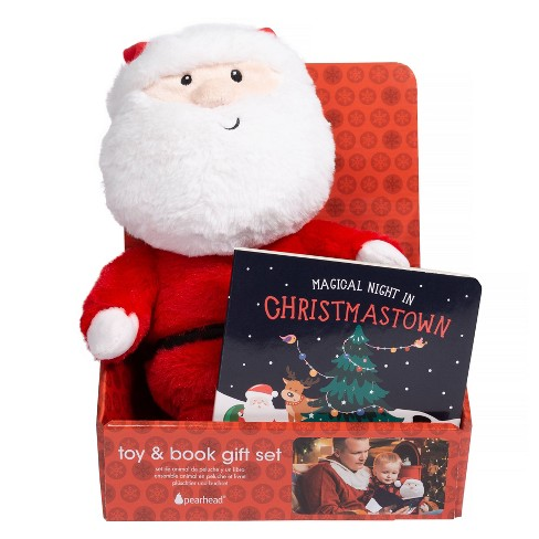 Pearhead Holiday Toy and Book Set - image 1 of 4