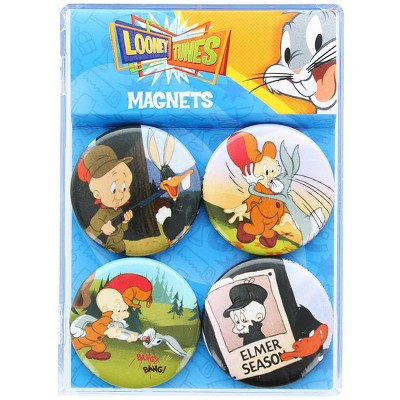 Crowded Coop, LLC Looney Tunes Elmer Fudd Magnets