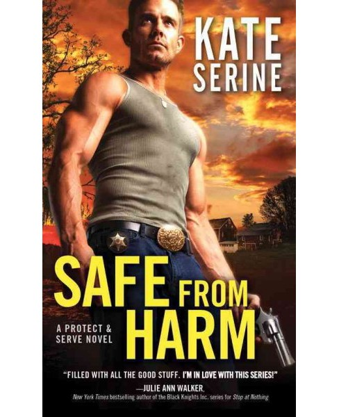 Safe from Harm (Paperback) (Kate Serine) - image 1 of 1