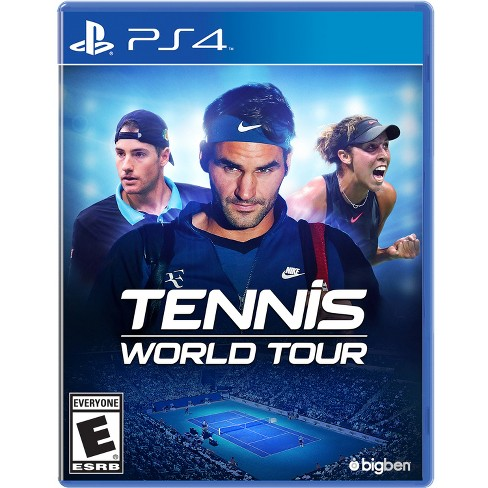 Tennis World Tour - PlayStation 4 - image 1 of 1