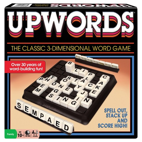 Winning Moves Classic Upwords Game - image 1 of 2