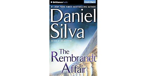 Rembrandt Affair (Unabridged) (CD/Spoken Word) (Daniel Silva) - image 1 of 1